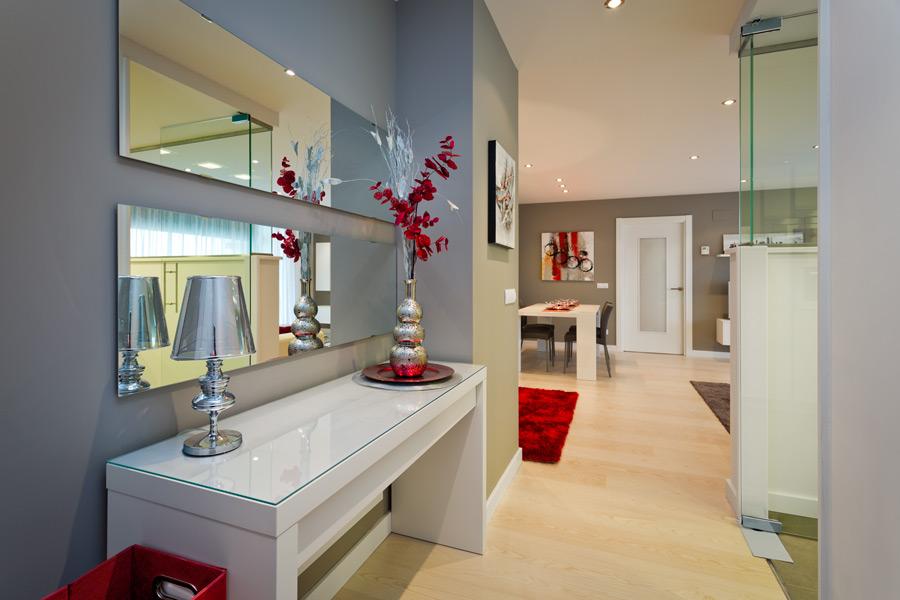 Algunos consejos de decoraci n para tu vivienda for Ideas para decorar la entrada de un piso