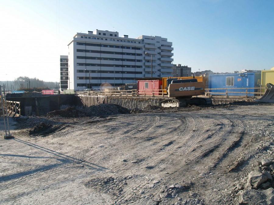 Excavacion Abaigar Arrosadia Village fase 2-2
