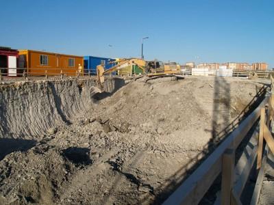 Excavacion Abaigar Arrosadia Village fase 2