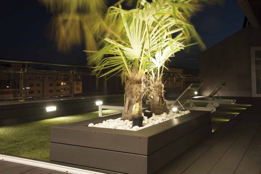 abaigar decoracion de exteriores jardines echarri