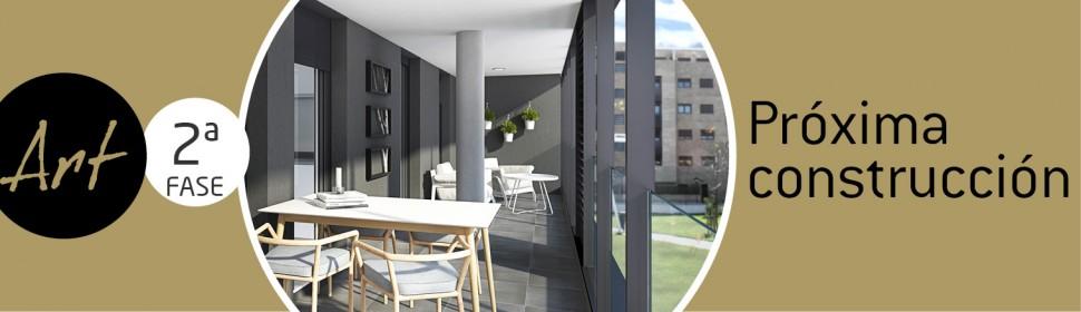 Viviendas en Artiberri Berriozar Próxima construcción construcción ART 2ª fase