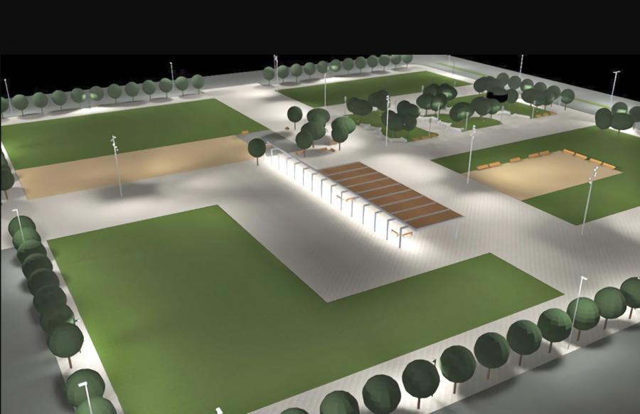 Plaza central de Lezkairu y otras noticias: entregamos Jazz II