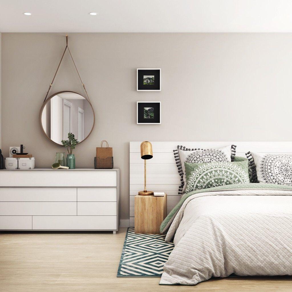 Dormitorio viviendas Lezkairu