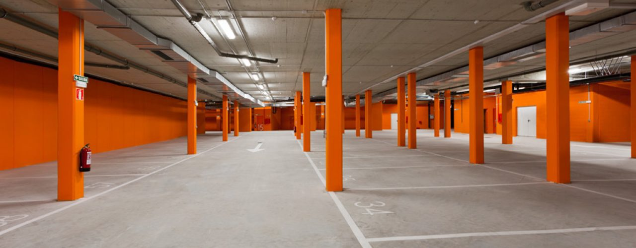 Plazas de garaje de abaigar