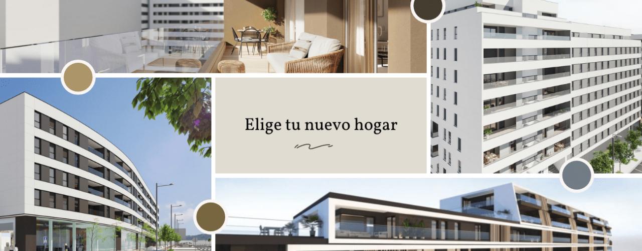 Elige tu nuevo hogar